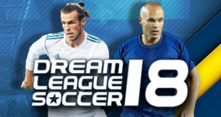 لعبة dream league 2018