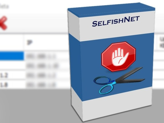 تحميل برنامج سلفش نت Selfish Net