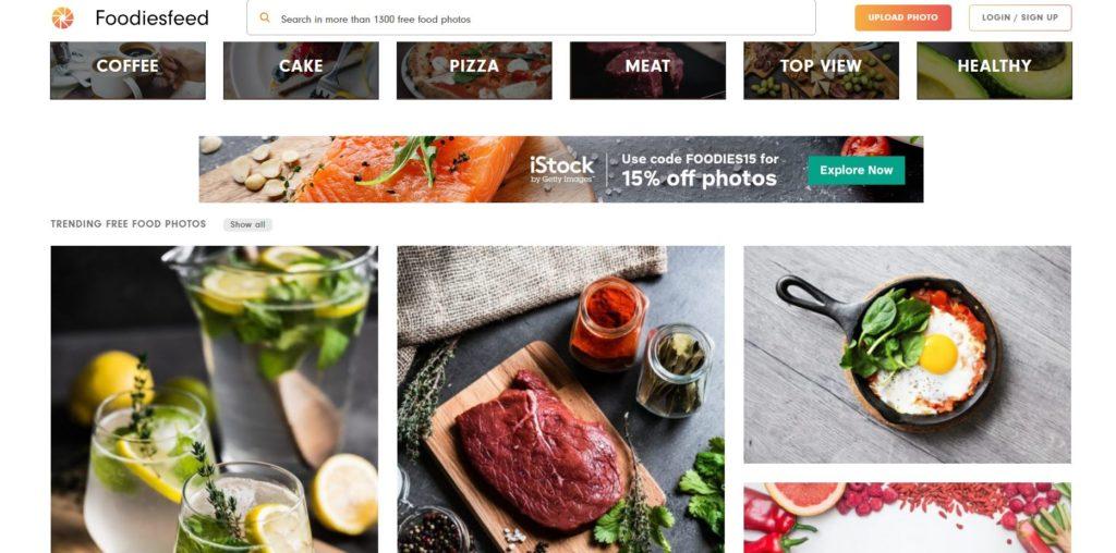 موقع صور طعام و وصفات مجانية