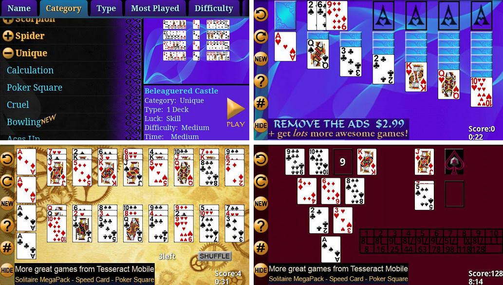 solitaire-free-pack