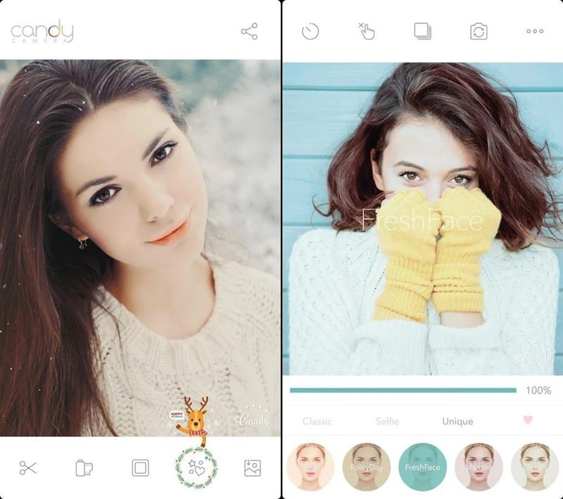Android Apps For Selfies