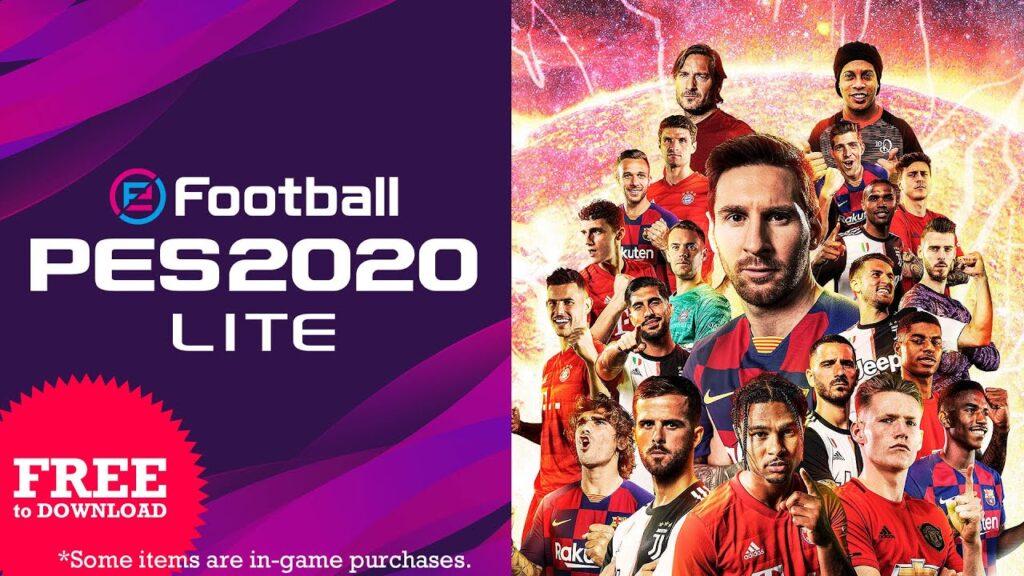 PES 2020 Lite