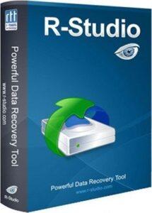 برنامج R-Studio لاستعادة الملفات و الصور